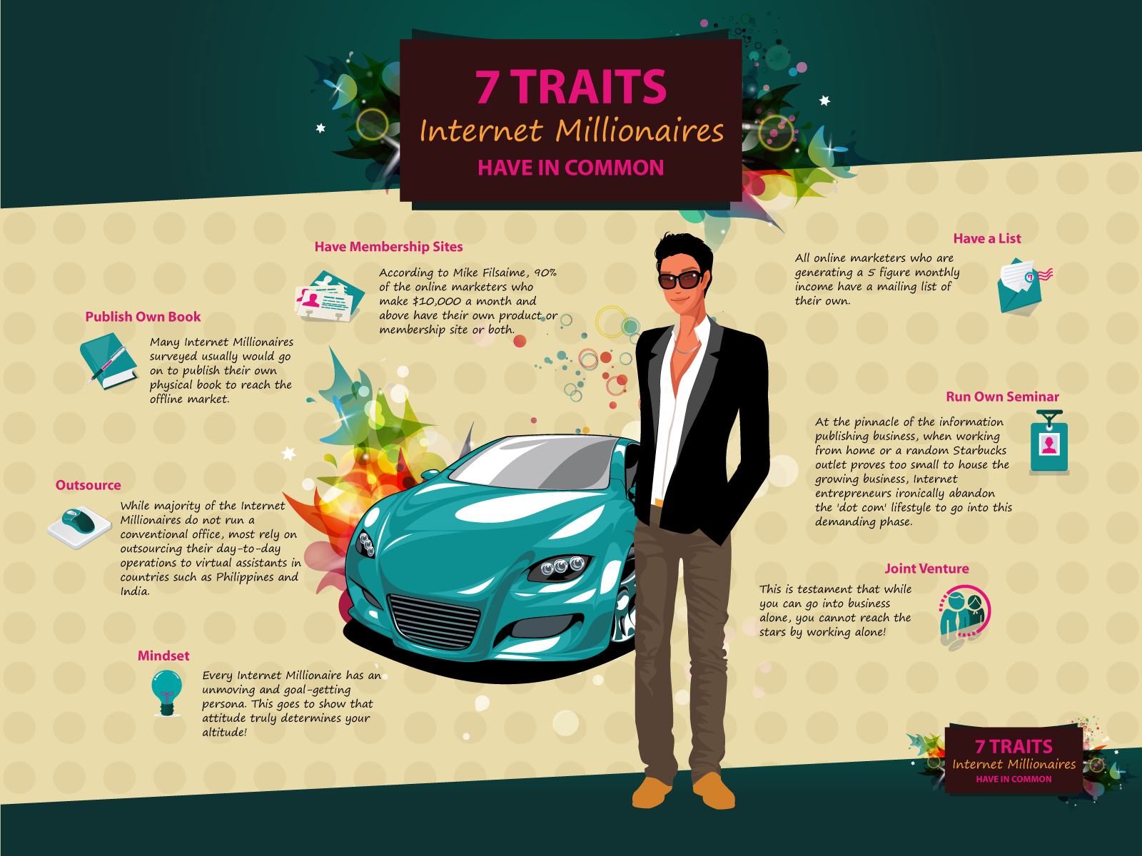 7 Traits Internet Millionaires Have In Common